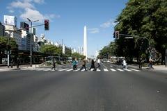 BUENOS AIRES, la ARGENTINA - 6 de mayo de 2015: Foto de archivo libre de regalías