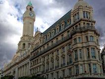 Buenos Aires Legislature Palace Royalty Free Stock Photo