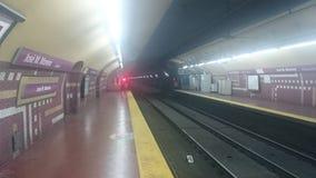 Buenos Aires metro Fotografia Royalty Free