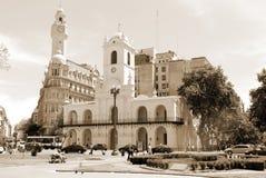 Buenos Aires Metropolitan Cathedral Stock Image