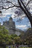 Buenos Aires olha às vezes como Paris Foto de Stock