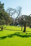 Buenos Aires parks Stock Photos