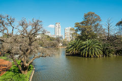 Buenos Aires parks Royalty Free Stock Photos