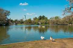 Buenos Aires parks Stock Photography