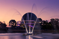 Buenos Aires planetarium Royaltyfri Foto