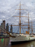 BUENOS AIRES, Puerto Madero neighborhood Royalty Free Stock Photography