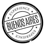 Buenos Aires stamp Royalty Free Stock Photo