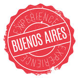 Buenos Aires stamp Royalty Free Stock Image
