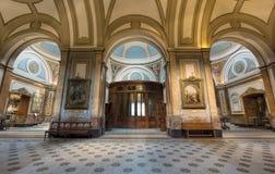 BUENOS AIRES, STYCZEŃ 20, 2016 - Buenos Aires metropolita katedra Obraz Royalty Free