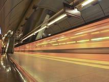 Buenos Aires Subway Royalty Free Stock Photo