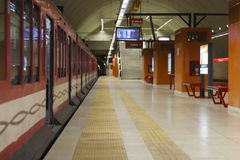 Buenos Aires Subway Royalty Free Stock Images