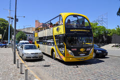 Buenos Aires tourist bus Royalty Free Stock Photography