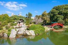 Buenos- Airesjapaner-Gärten Lizenzfreies Stockfoto