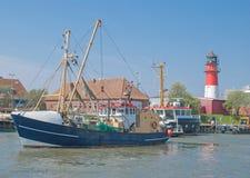 Buesum,North Sea,Germany Royalty Free Stock Photography