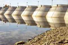 Buetgenbach dam Stock Image