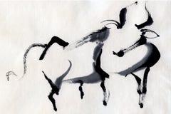 Buey Libre Illustration