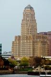 Bufalo, cidade salão de NY Imagens de Stock Royalty Free