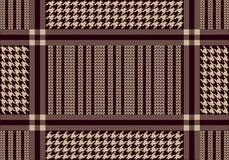 Bufanda árabe tradicional del algodón Fotografía de archivo libre de regalías