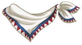 bufanda ilustración del vector