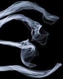 Bufanda blanca Foto de archivo