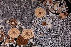 Bufanda china de seda fotografía de archivo libre de regalías