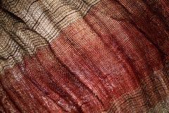 Bufanda de la textura Foto de archivo