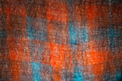 Bufanda de la textura Imagenes de archivo