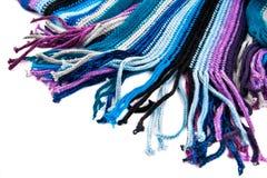 Bufanda de lana Imagen de archivo