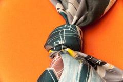 Bufanda de Sik Imagenes de archivo