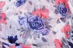 Bufanda del ` s de las mujeres Textura, tela, Fotografía de archivo