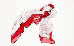Bufanda femenina Foto de archivo