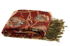 Bufanda multicolora Fotografía de archivo libre de regalías