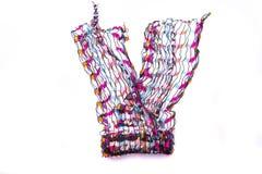 Bufanda multicolora hermosa Imágenes de archivo libres de regalías