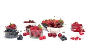 bufet berry zdjęcie stock