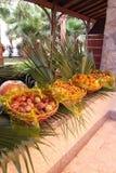 bufet owoc Obrazy Royalty Free