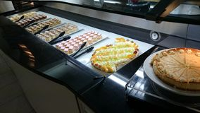 Bufet restauracja Zdjęcia Royalty Free