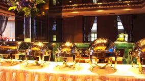 bufeta przyjęcie Obraz Royalty Free