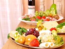 Bufete de Italy Foto de Stock