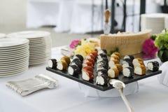 Bufete do queijo foto de stock royalty free
