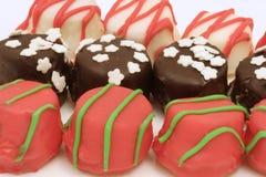 Bufete pequeno das pastelarias Fotografia de Stock Royalty Free