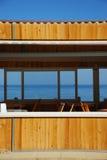 Buffé vid havet Royaltyfria Bilder