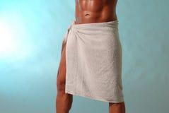 buff полотенце ванты Стоковые Фотографии RF