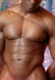 Buff torso. Buff male torso Royalty Free Stock Images