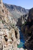 Buffalo Bill Dam, Wyoming Royalty Free Stock Images