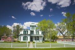 Buffalo Bill Mansion Royalty Free Stock Photography