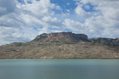 Buffalo Bill Reservoir Royalty Free Stock Photography