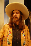 Buffalo Bill Wax Figure Royalty Free Stock Image