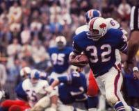 Buffalo Bills för OJ Simpson Arkivfoto