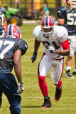 Buffalo Bills Training Camp 2009 Royalty Free Stock Photo
