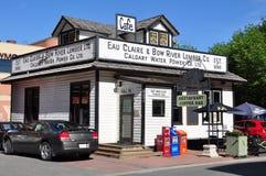 Buffalo Cafe Stock Images